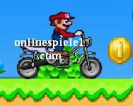 mario motorrad spiele
